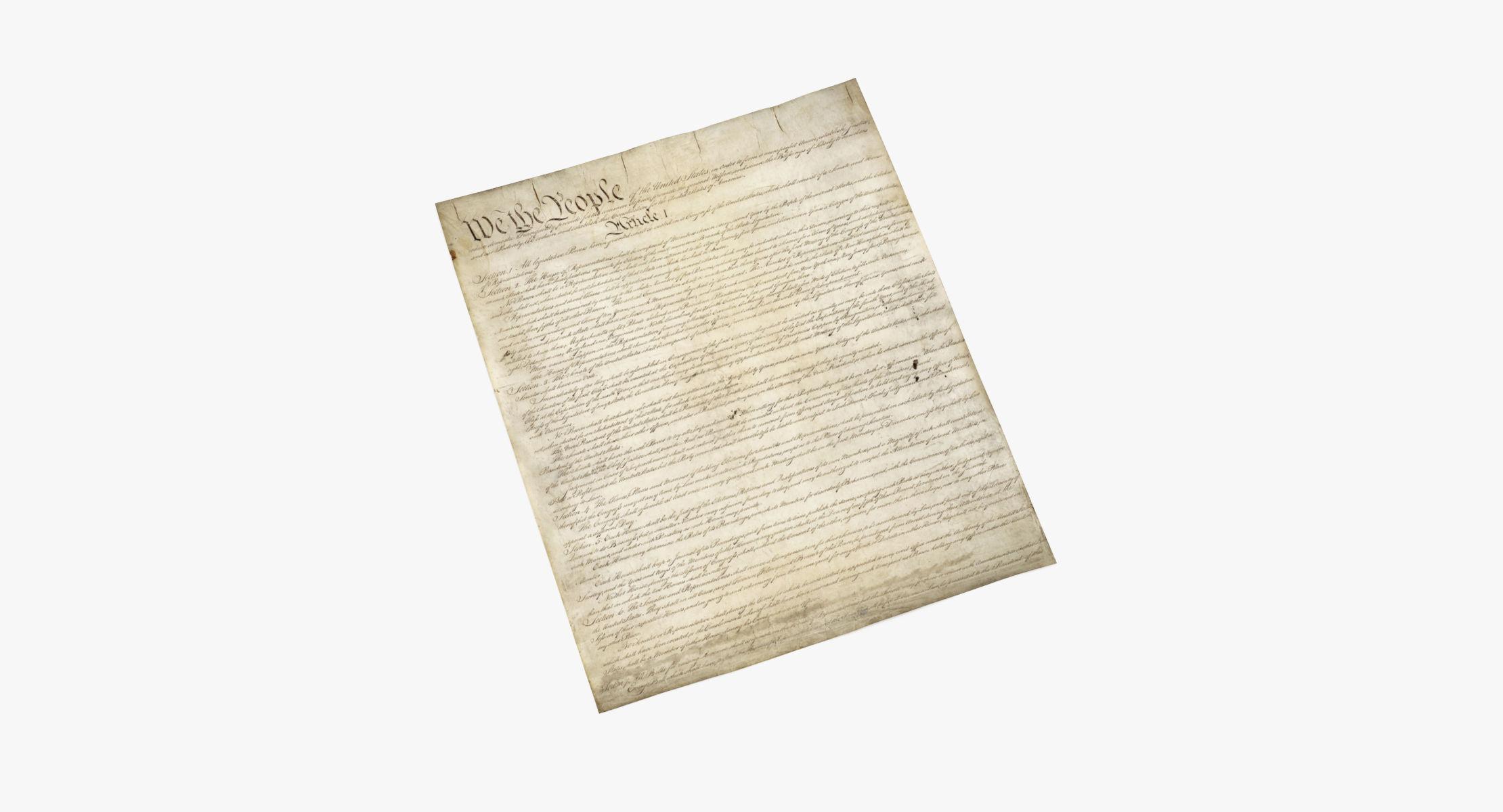 Constitution Flat 01 - reel 1