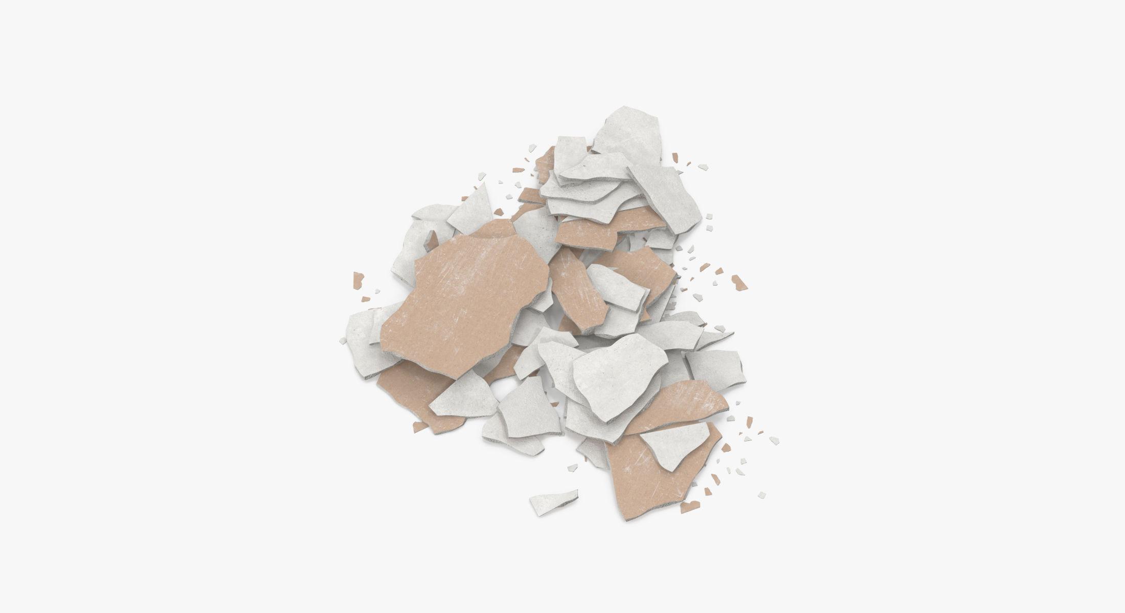Broken Sheetrock - 02 - reel 1