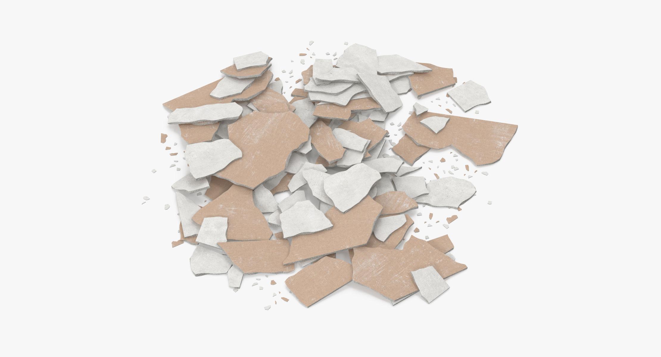 Broken Sheetrock - 03 - reel 1