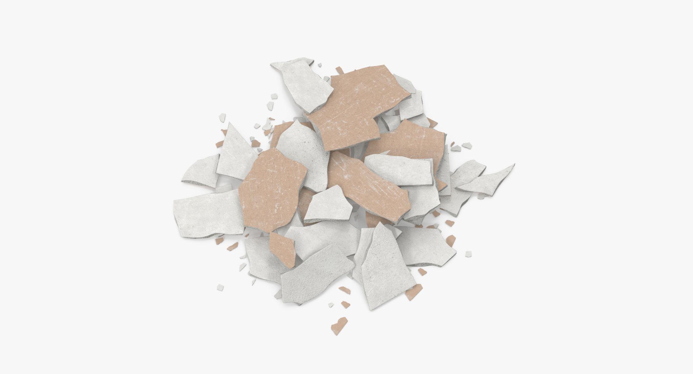 Broken Sheetrock - 01 - reel 1