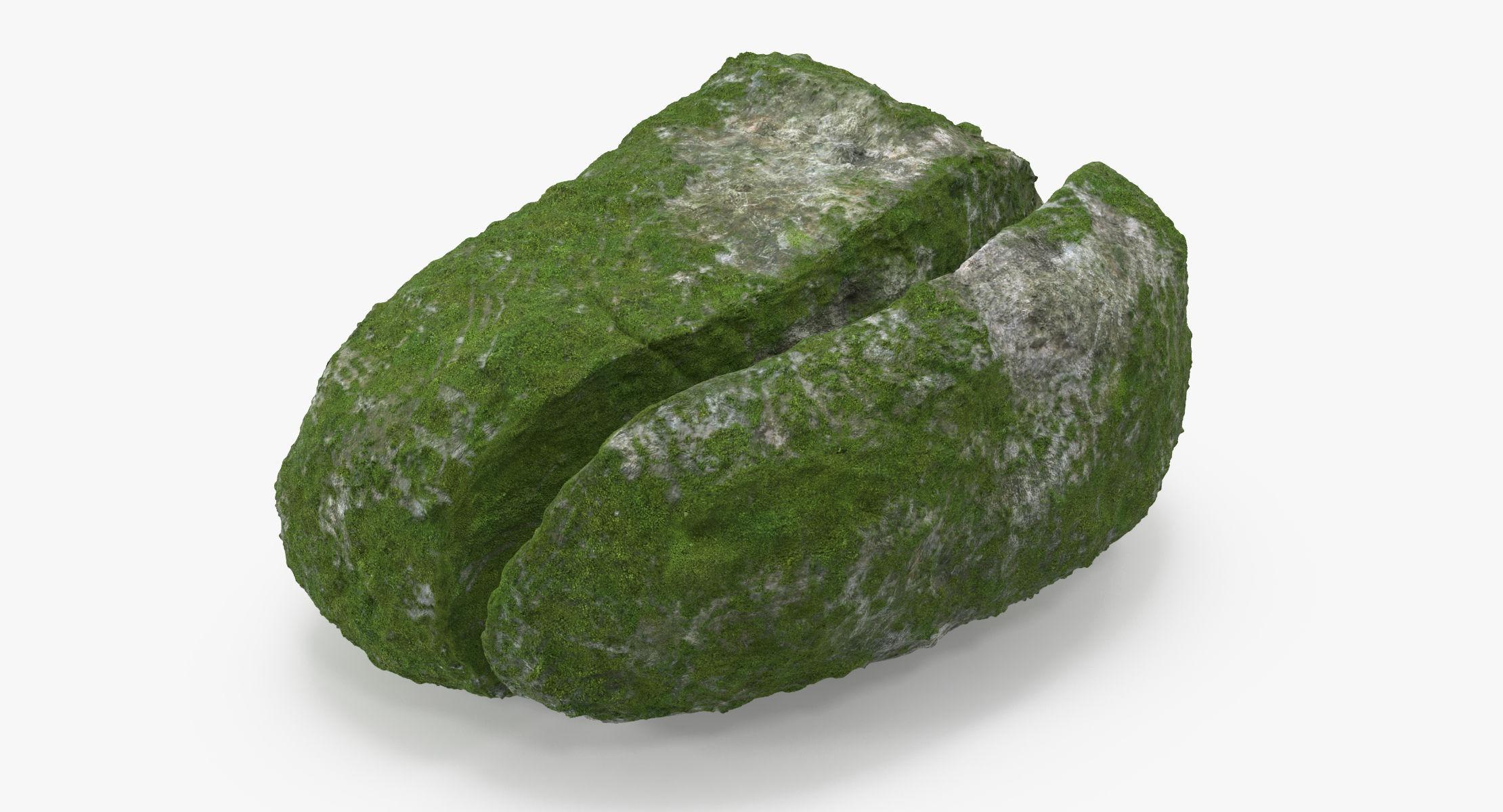 Mossy Rock 02 - reel 1