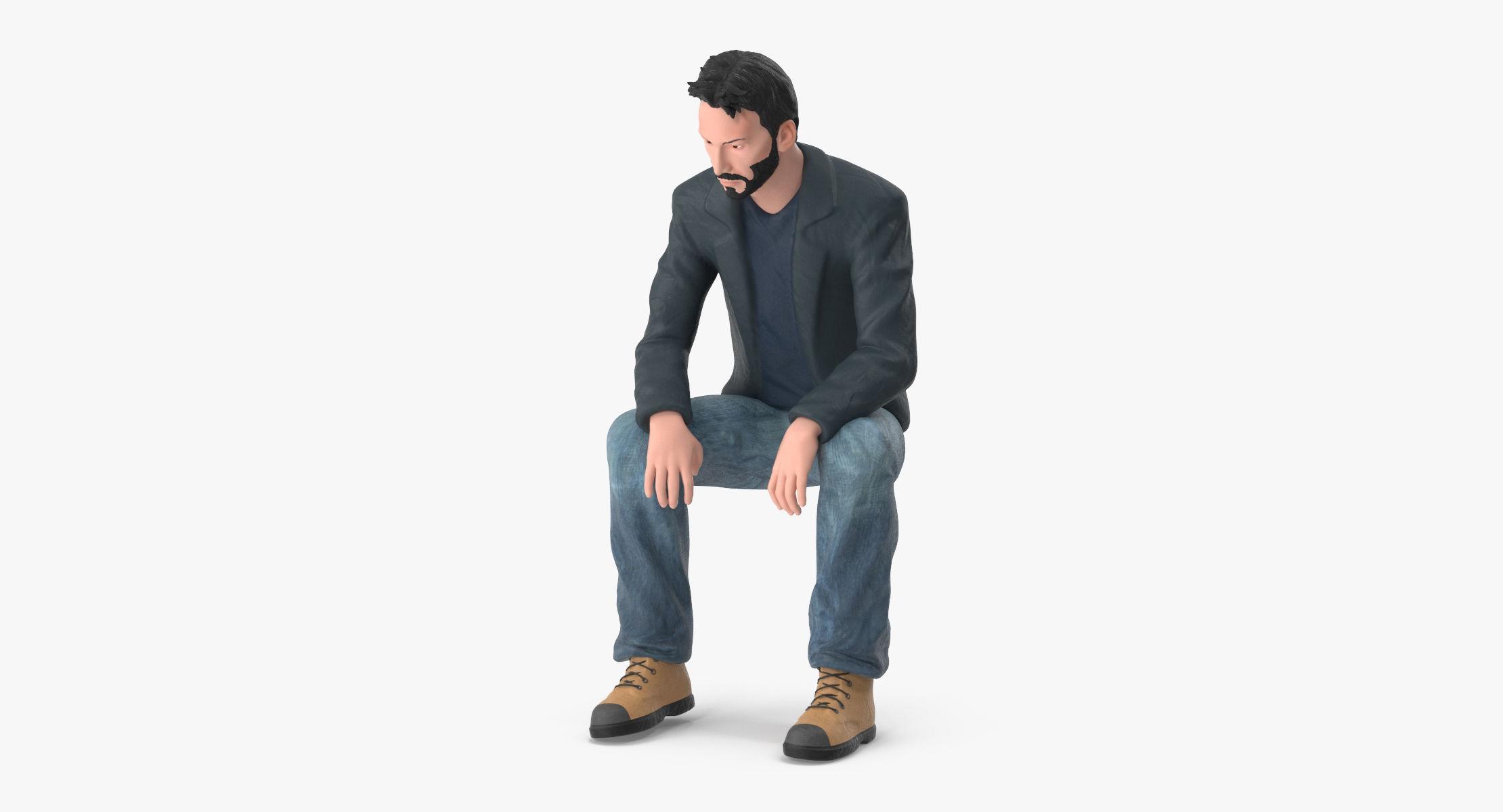 Sad Keanu - reel 1