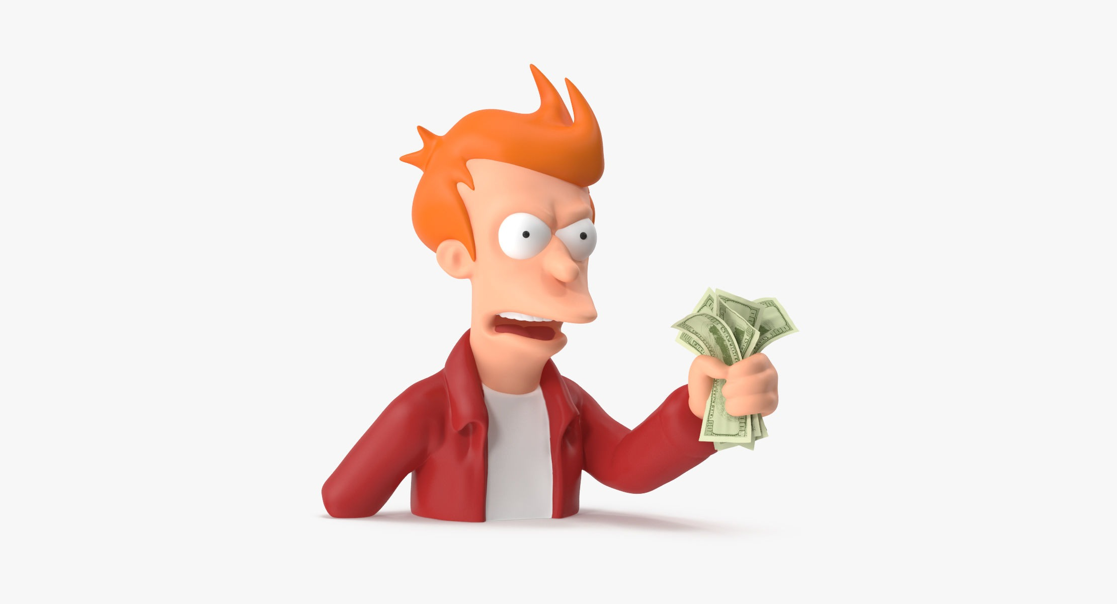 Fry - Shut Up and Take My Money - reel 1