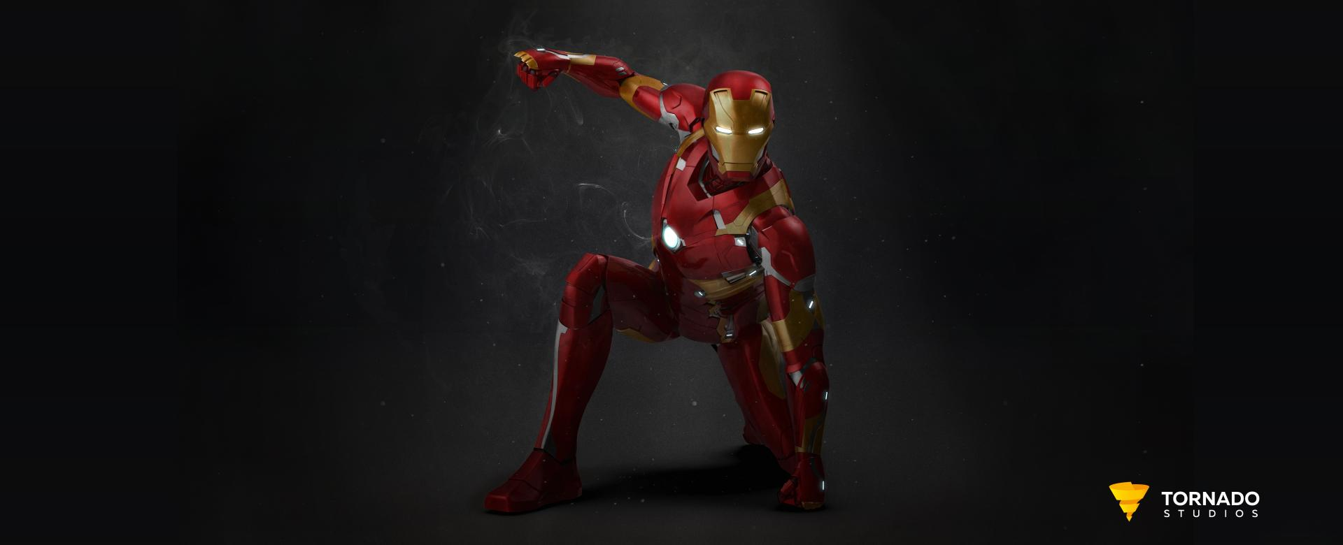 Iron Man - Mark 46
