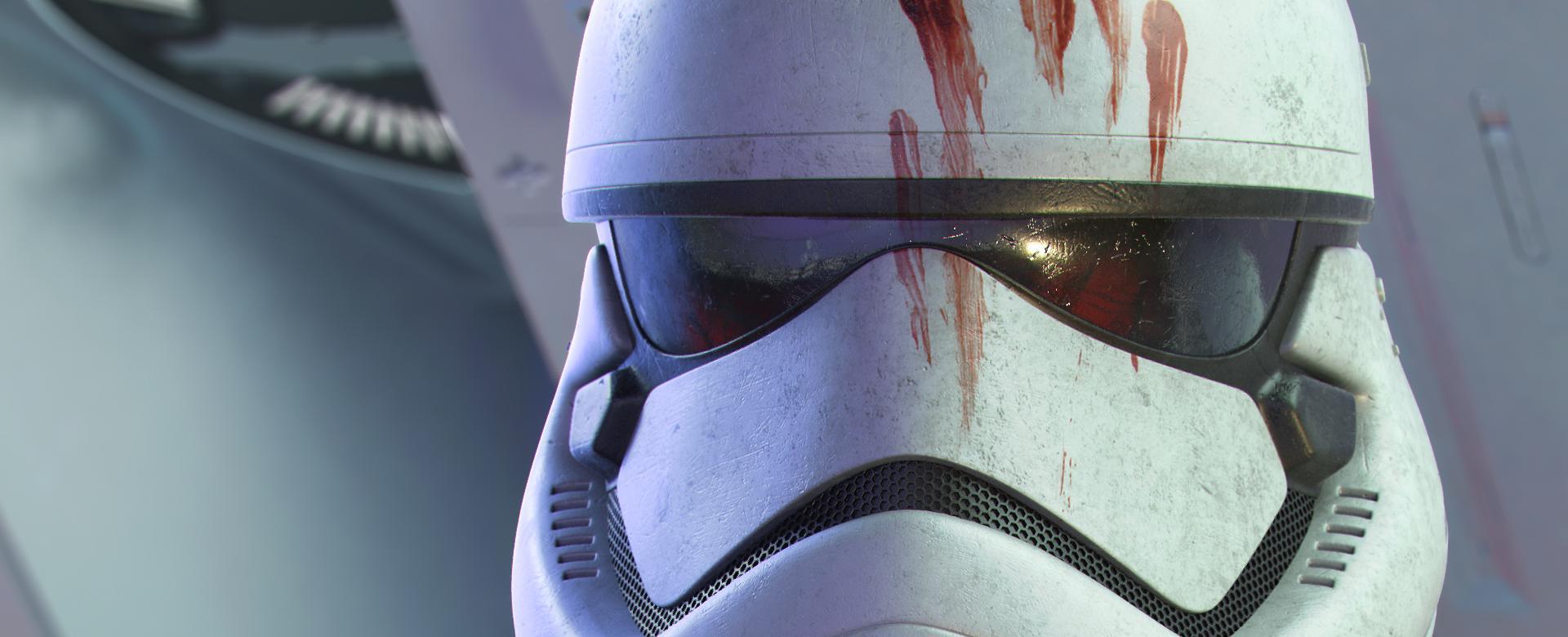 Stormtrooper Portrait